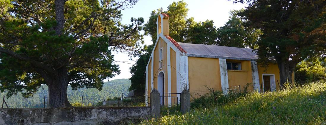 photo chapelle Ste Elisabeth - corsica-home.com - gîte vacances Corse plaine orientale